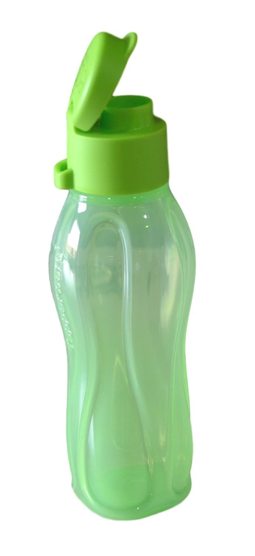 Tupperware 310 Ml Flip Top Water Bottles 10oz Bottle Set Of Eco 310ml 4 Neon Kche Haushalt