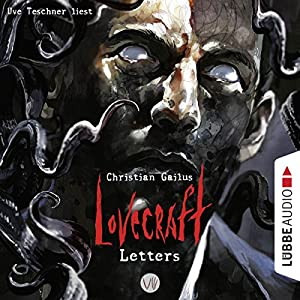Lovecraft Letters 8 Hörbuch