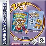 2 Games in 1 - Columns + Chu Chu Rocket