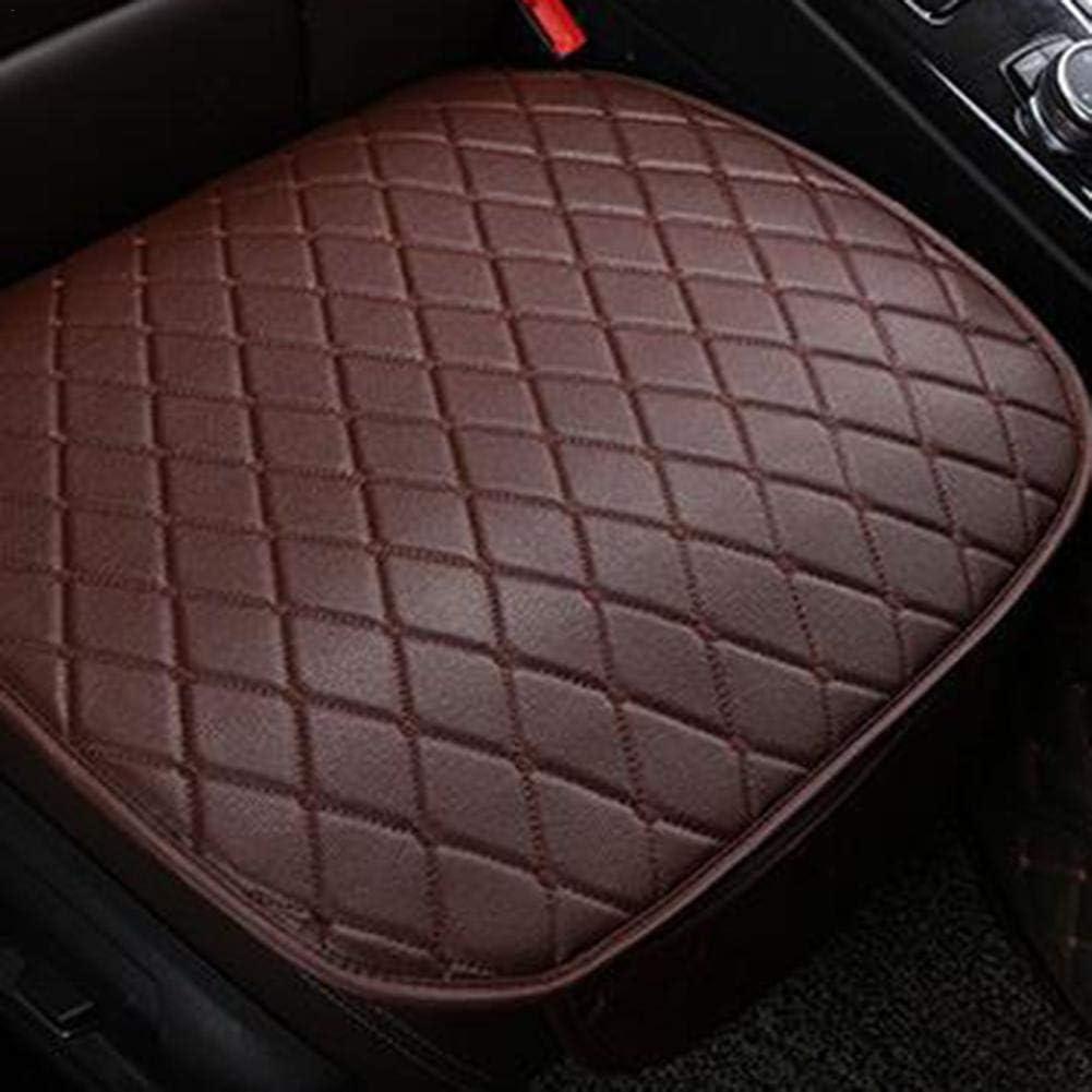 Auto Vorne Hinten Sitzbezug Pad Mat Falliback Universal Leder Auto Sitzkissen Seat Protector Passen Die Meisten Auto