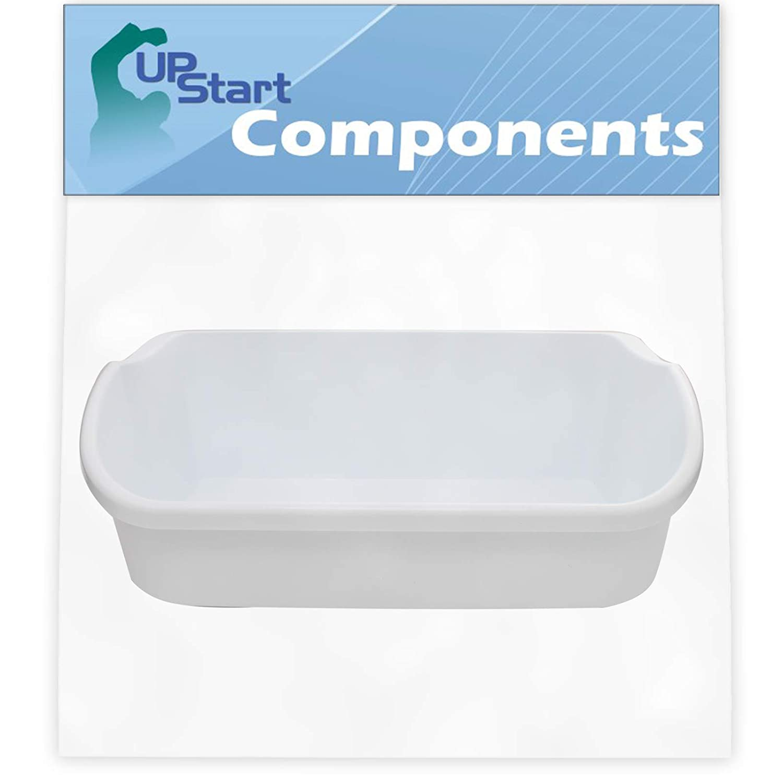 240356401 Door Bin Replacement for Kenmore//Sears 25353684300 Refrigerator Compatible with 240356401 White Door Bin UpStart Components Brand