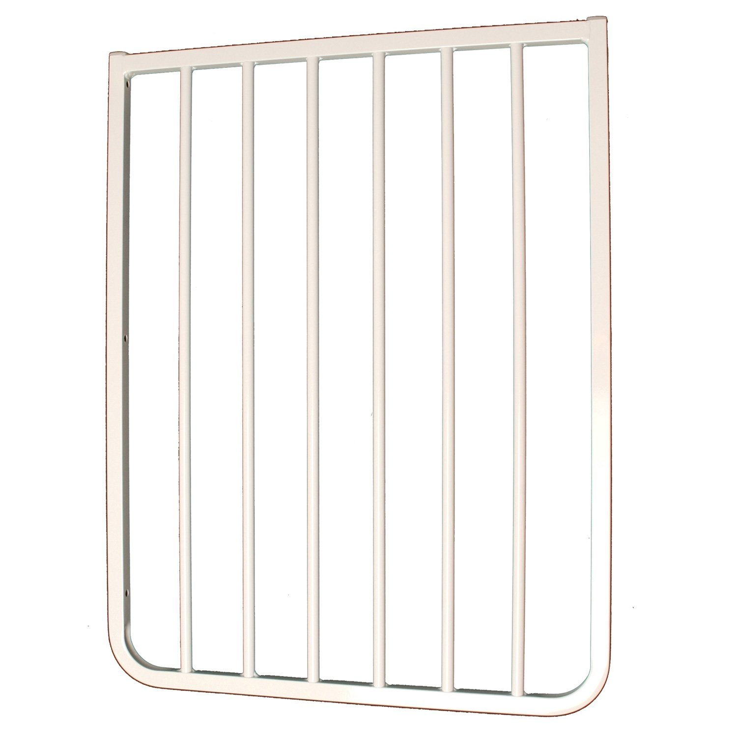 21.75'' Gate Extension Finish: White by Cardinal Gates
