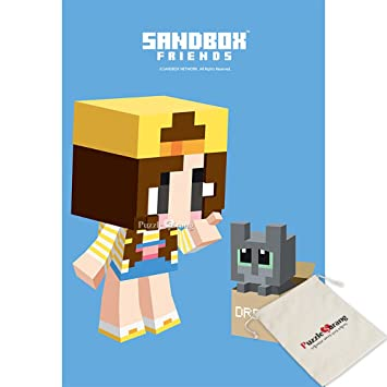 Yearimi Minecraft Sleepover Und Cat SandkastenFreunde Stück - Minecraft spielen mit freunden
