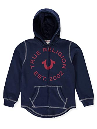 1b72c8baf Amazon.com  True Religion Boys  Fleece Hoodie  Shoes