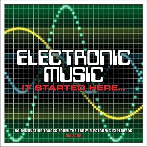 Price comparison product image Electronic Music.. It started here - various