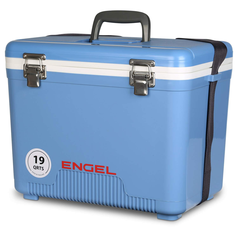 Engel Coolers 19qt Ligero, filtraciones de Agua más Frescas DryBox ...