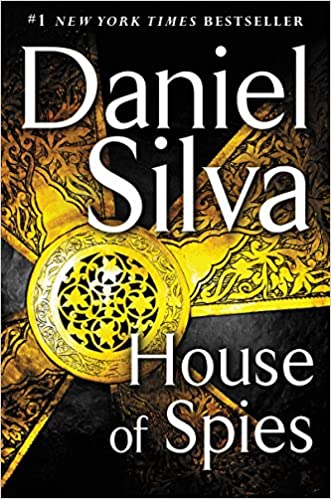 Daniel Silva - House of Spies Audiobook