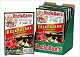 dry fruit packets - Uncle Dan's Dips, Seasonings and Salad Dressings Mix Packets - Italian - For the Perfect Homemade Flavor in Your Dry Rubs, Pasta Sauces & Marinades - Case of 12 Packets