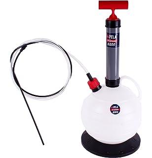 und Fl/üssigkeitsabsauger 6,5 l Sealey TP69 Manueller Vakuum-/Öl