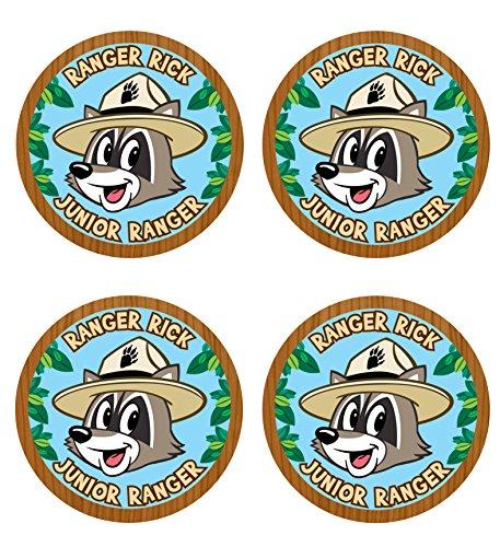 (Ranger Rick Wear 'Em Badges)