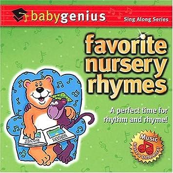 Favorite Nursery Rhymes