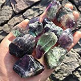 Simurg Raw Fluorite Stone 1lb ''A'' Grade Rainbow