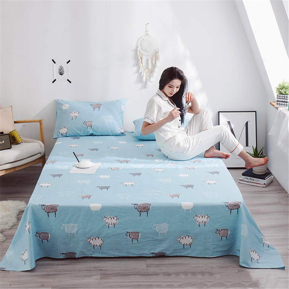 Cotton Padded Bed Simple Cotton Single Child Student Single Dormitory Bedding Blanket Gift Wholesale Home Textile Early Morning Ranch 230250cm by iangbaoyo