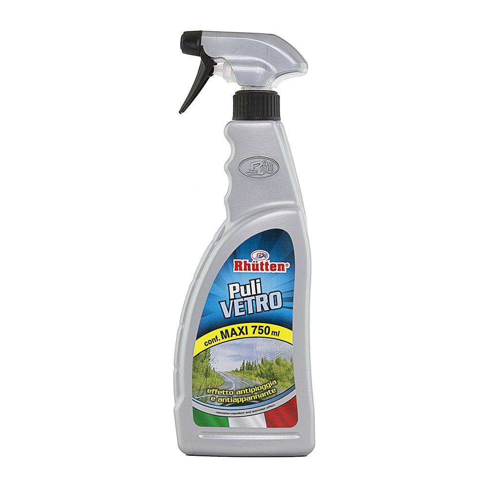 Rhutten 180382 Detergente Pulivetro Antipioggia, 750 ml