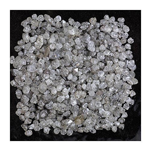 1.00 Ct Natural Rough Loose diamond White Color Tiny Very small Size Diamonds Lot