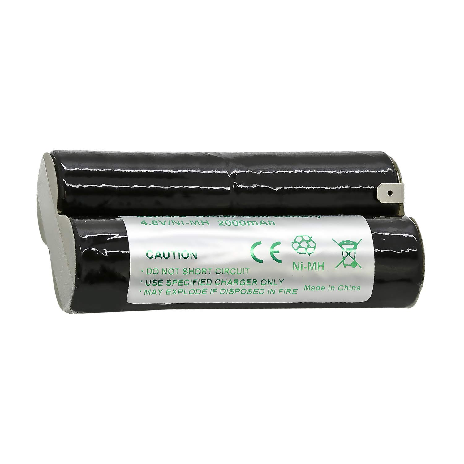 ExpertPower 4.8v 2000mAh NiMh Battery for Makita 678102-6 6041D 6041DW 6043D 6043DWK