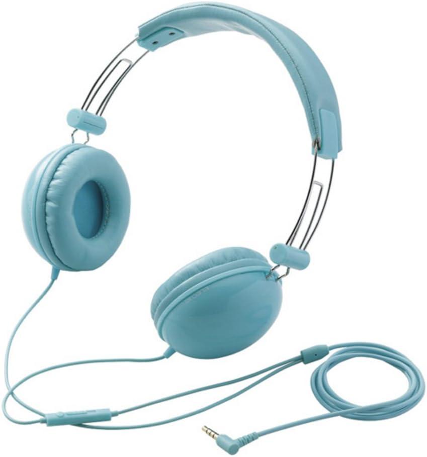 Metro66 SMARTplus – Light Blue on-ear headphones
