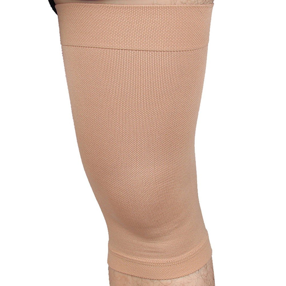 Beauty7 Tan Tattoo Cover Up Sleeve Arm Thigh Jacket Band Scar Concealer Compression Sleeve Fat Burning UV Protection
