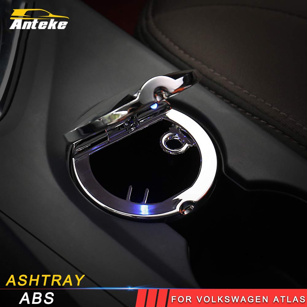 Tail Circular Light Reflection Step Bumper Tow Receiver Tube Plug Cap Amber BASIKER 2 Inch Trailer Hitch Tube Cover Rear Safety Warning Lights