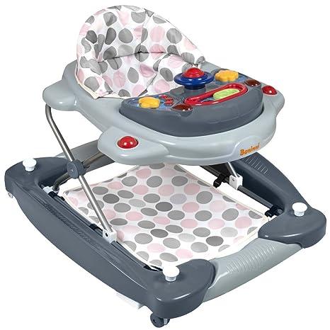 baninni bebé niños Andador gehfrei Walker 3 en 1 Función con ...