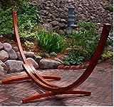 12 Foot Wood Arc Frame -