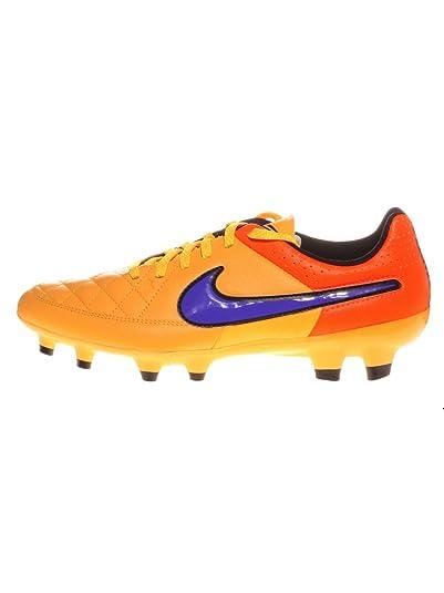 9033a8e676f35 Amazon.com | Nike Mens Tiempo Genio Leather FG Firm Ground Soccer ...