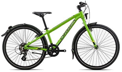 Orbea MX 20 Park pulgadas 7 velocidades MTB aluminio de montaña juvenil guardabarros de bicicleta infantil