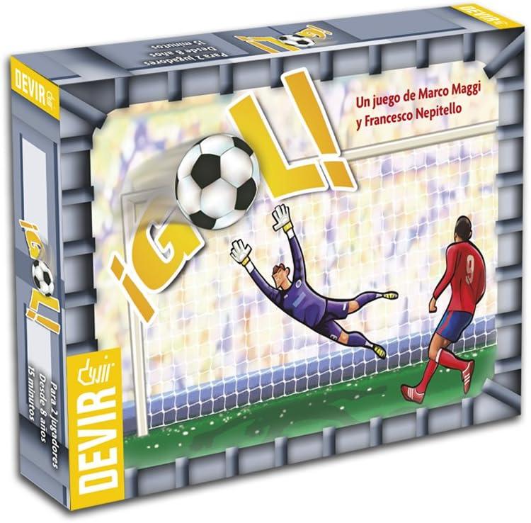 Devir - ¡Gol! , color/modelo surtido: Amazon.es: Juguetes y juegos