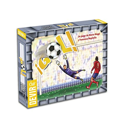 Devir Juego De Cartas Sobre Futbol 221589 Amazon Es Juguetes Y