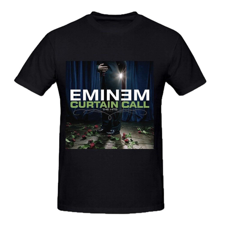 Curtain call eminem - Amazon Com Eminem Curtain Call The Hits Animals T Shirts For Men Clothing