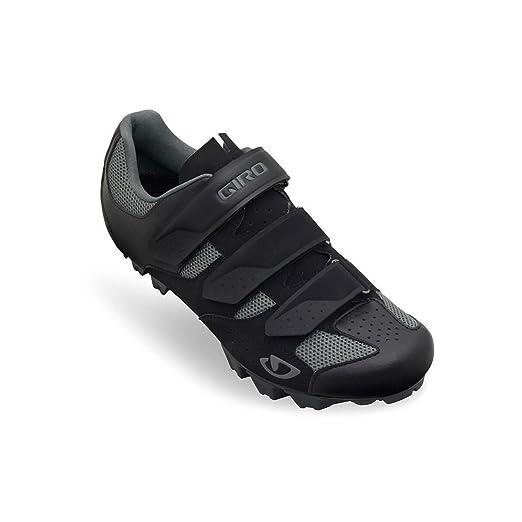 Giro Herraduro MTB Zapatos -, Negro y Gris: Amazon.es: Deportes y aire libre