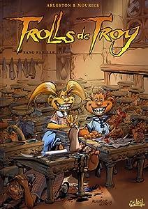 """Afficher """"Trolls de Troy n° 12 Sang famille"""""""