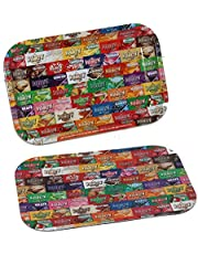 Juicy Jay's Pack Rolling Tray with Magnetic Lid (Small)