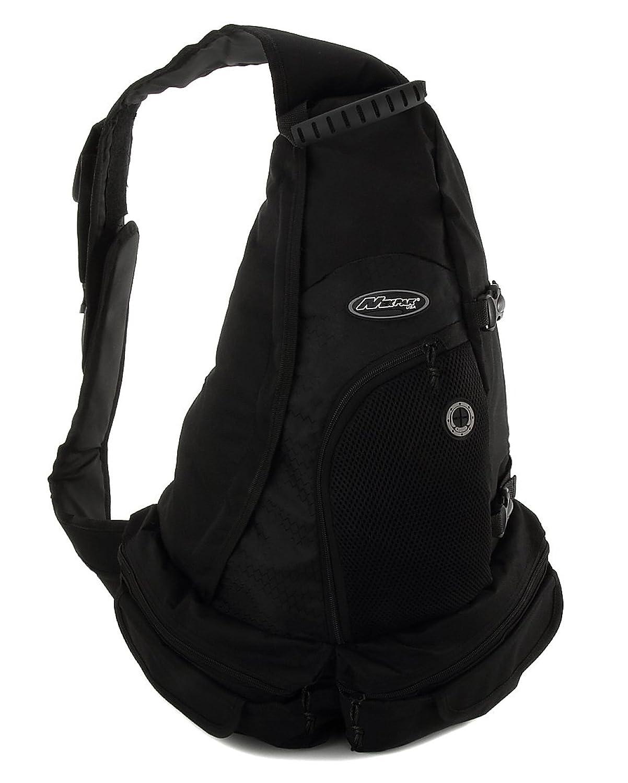 Amazon.com: Large Sling Body Shoulder Strap Messenger Bag Backpack ...