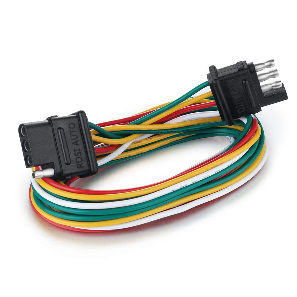 Trailer Hitch Wiring Harness Along With Harbor Freight ... on
