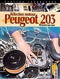 Réfection moteur Peugeot 203 : Restaurer pas à pas
