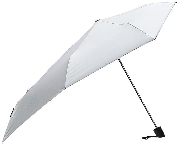 SENZ Regenschirm Smart - Paraguas para mujer, color: Blanco (Shiny Silver), talla: S: Amazon.es: Deportes y aire libre