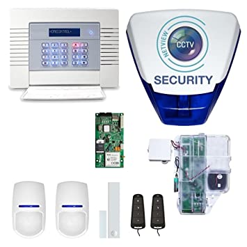 Pyronix enf/kit1-uk Enforcer Kit de alarma inalámbrico con ...