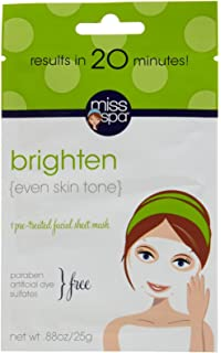 Miss Spa Restore and Brighten 24k Gold Radiance Facial Sheet Mask - 1ct VBESTLIFE Rechargeable Pore Cleaner,Electric USB Facial Skin Care Pore Cleaner Blackhead Removal Vacuum Acne Cleanser Skin Lifting Cleaner