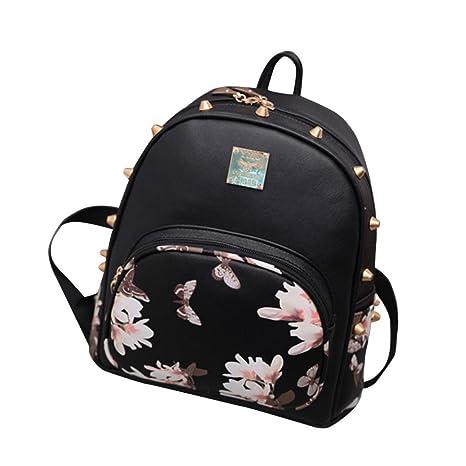 neuer Stil begrenzter Preis Neueste Mode Rucksack Damen, HUIHUI Mini täglicher Backpack Kinder ...
