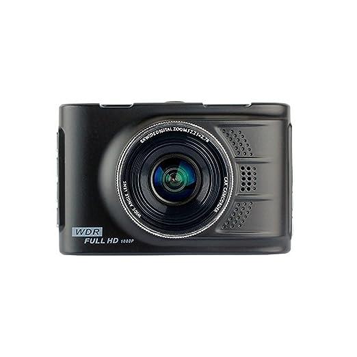 4 opinioni per Huiheng Full HD 1080p Dash Cam Car Black box veicolo driving traveling data