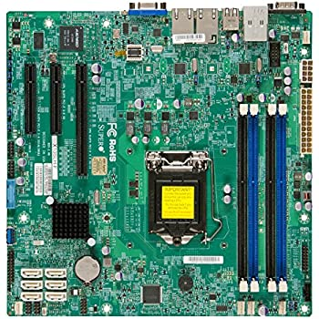 61Y2YXRR2BL._SL500_AC_SS350_ amazon com supermicro motherboard micro atx ddr3 1600 lga 1150  at crackthecode.co