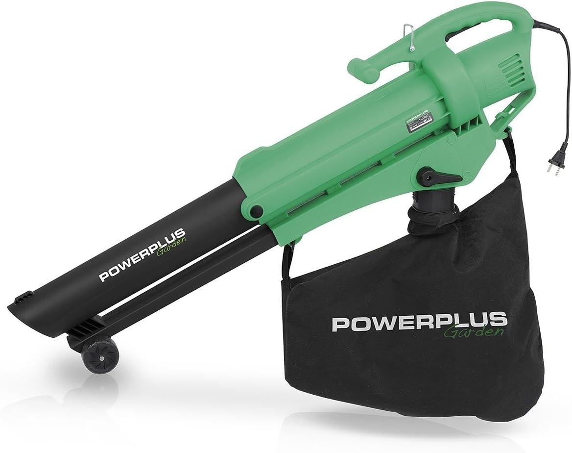 VARO POW 63160 - Aspirador y soplador de hojas, 2600 W: Amazon.es ...