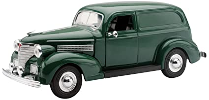 amazon com 1939 chevy sedan delivery 1 32 scale by newray new ray