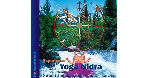 Amazon.com: Experience Yoga Nidra: Guided Deep Relaxation ...