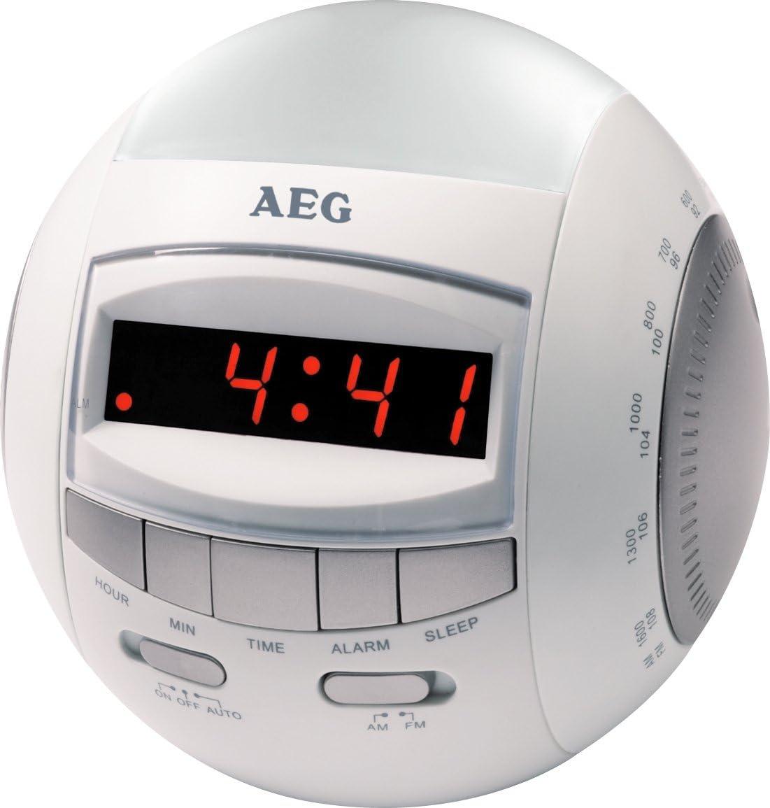 AEG Radio Despertador MRC 4109