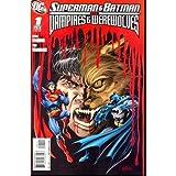 superman batman vs vampires werewolves 1 2 3 4 5 6 complete series set