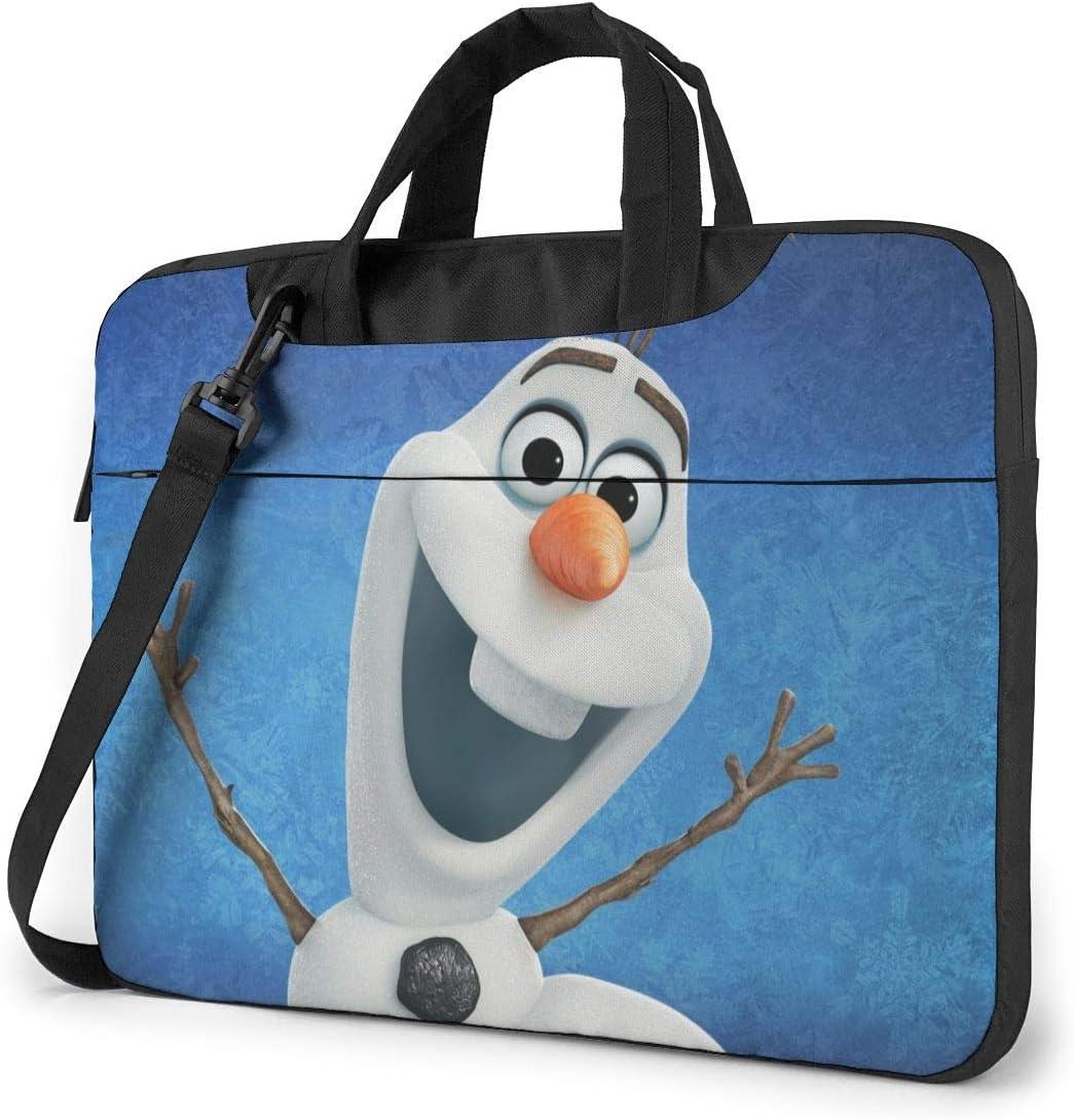 Fro-Zen Laptop Messenger Shoulder Bag Case Sleeve Briefcase for 13-15.6 Inch