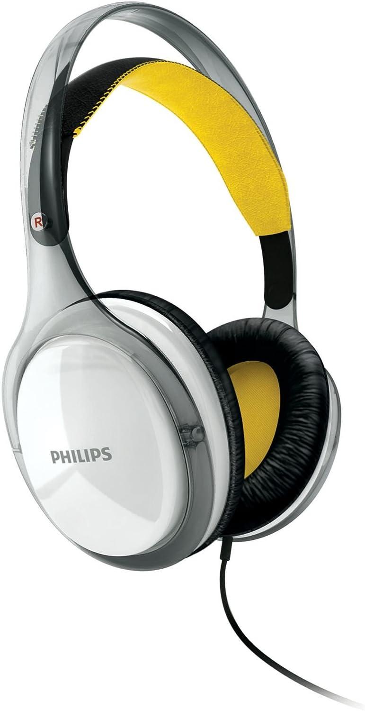 Philips Shl 9560 Hifi Kopfhörer Im Dj Style Elektronik