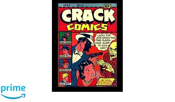 crack comics